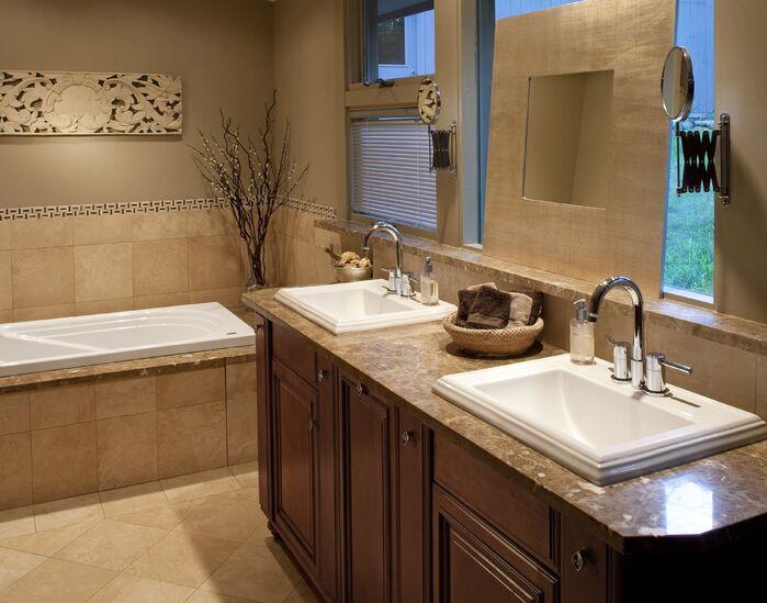 Contemporary Bathroom photo by Ware Design Build