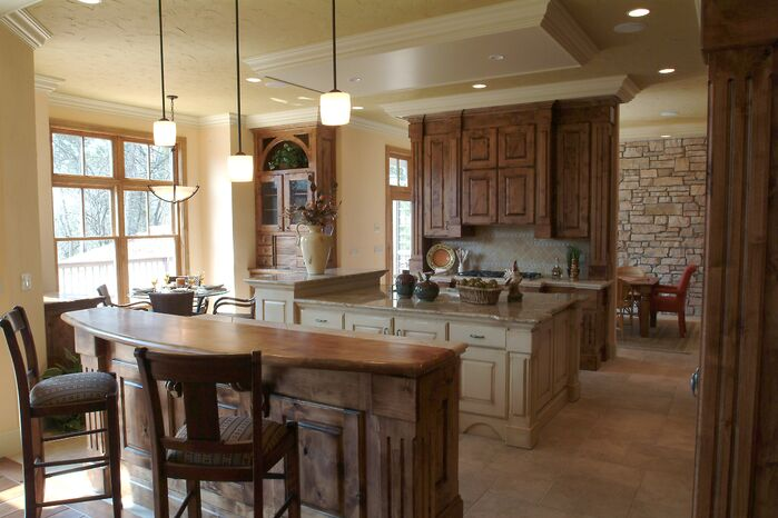 Cottage/Country Kitchen photo by Ware Design Build