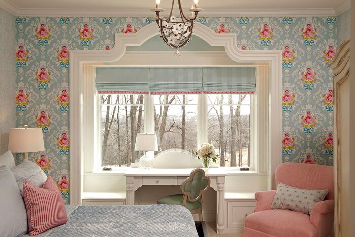 Glam Bedroom photo by Hendel Homes