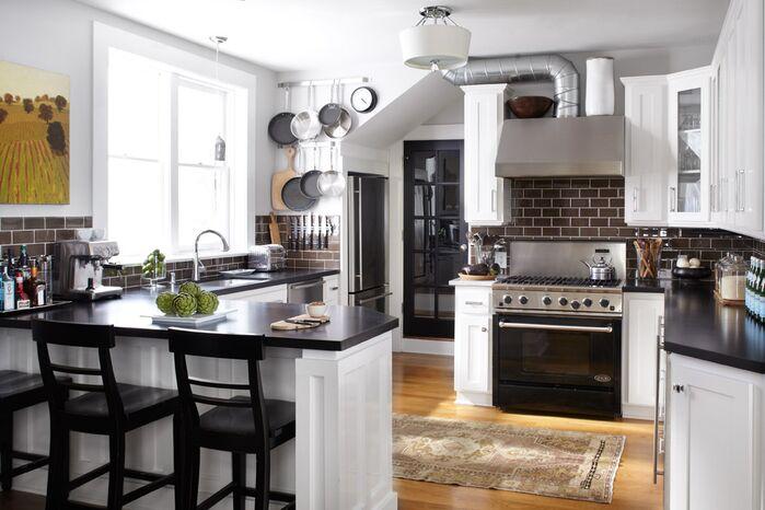 Industrial Kitchen photo by Urrutia Design