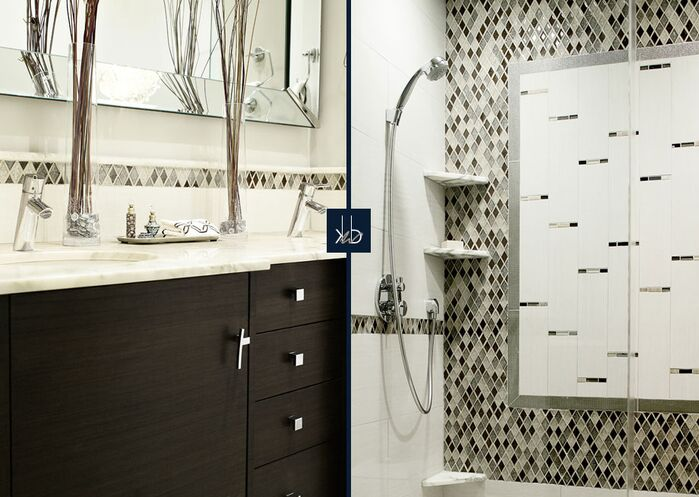 Contemporary Bathroom photo by KBW & Associates