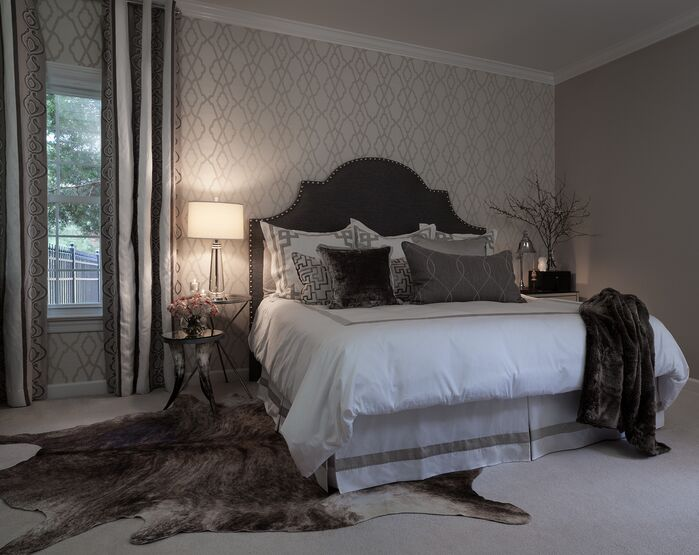 Contemporary Bedroom photo by Beckwith Interiors