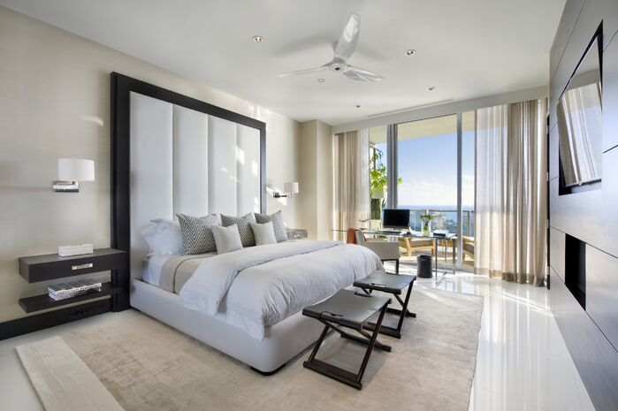 Contemporary Bedroom photo by SOJO Design