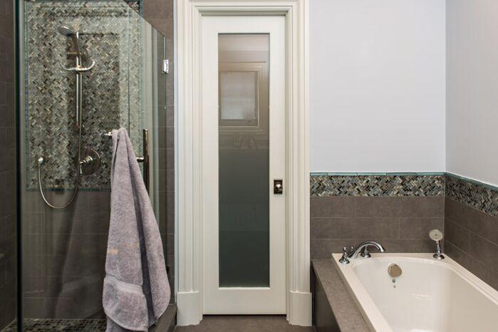 Contemporary Bathroom photo by Vanessa Deleon Associates