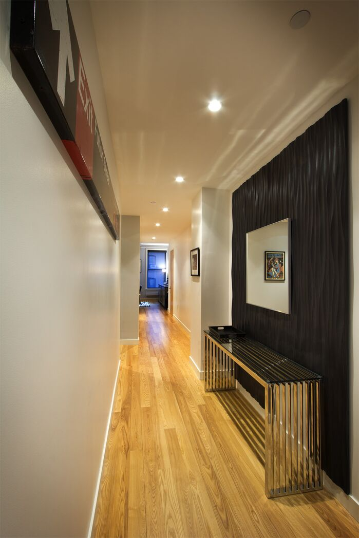 Contemporary Entryway and Hallway photo by Vanessa Deleon Associates