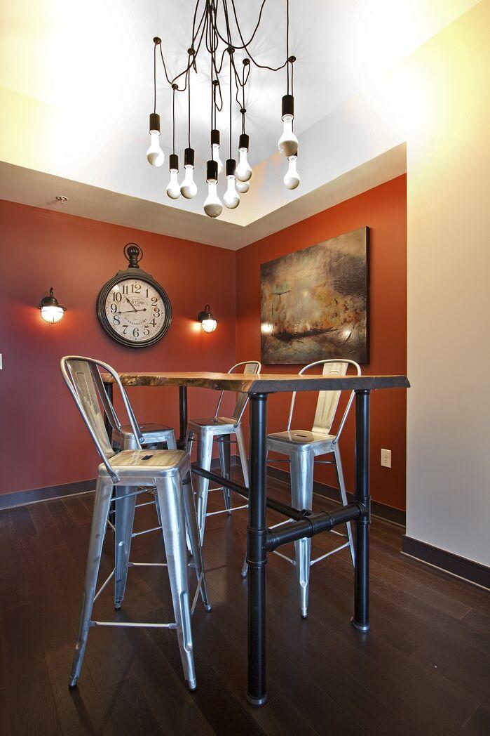 Contemporary Dining Room photo by Vanessa Deleon Associates