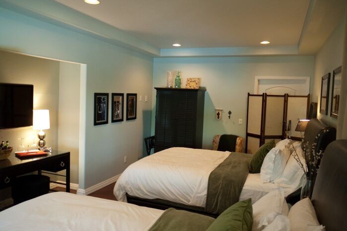 Contemporary Bedroom photo by Canter Lane Design
