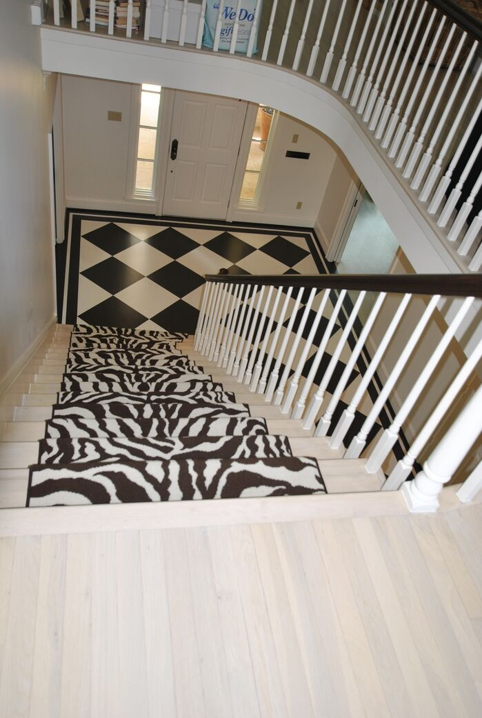 Traditional Entryway and Hallway photo by Kathy Jacomini Masterson Design