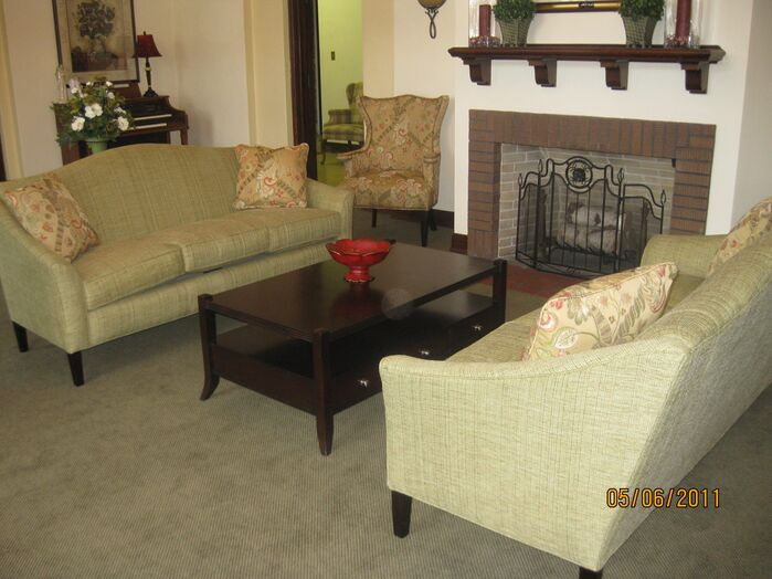Traditional Living Room photo by Avenues, for the Home