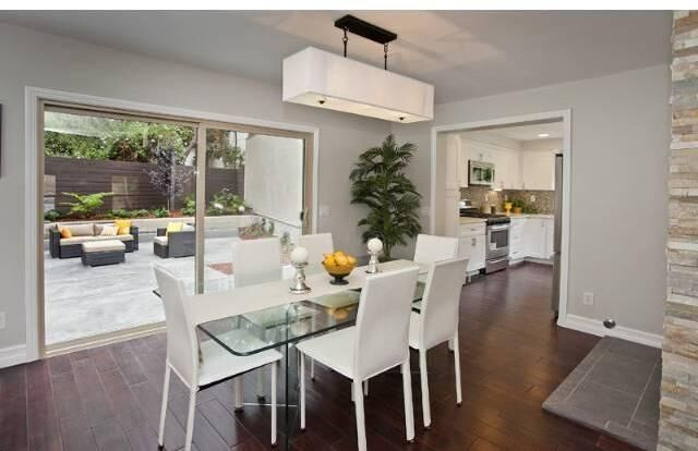 Contemporary Dining Room photo by Shaping Spaces Group
