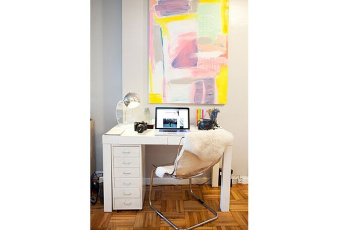 Eclectic Home Office photo by D2 Interieurs