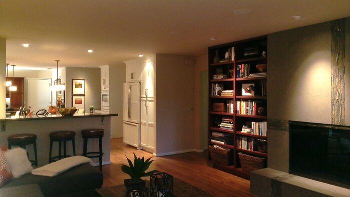 Contemporary Living Room photo by OGANDO PARTNERS