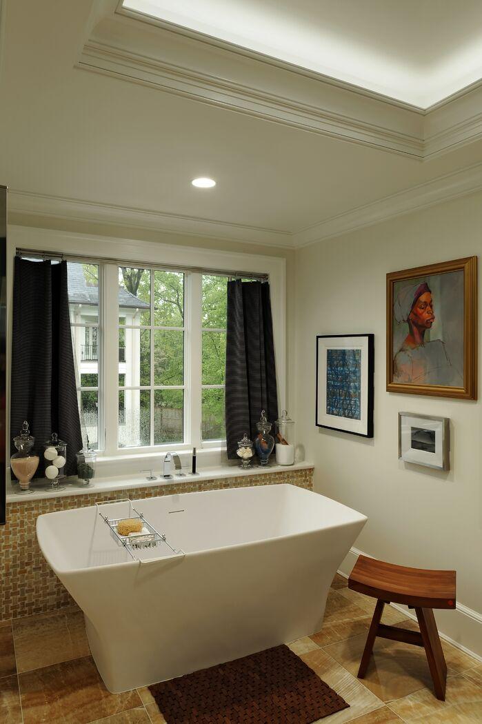 Contemporary Bathroom photo by Darlene Molnar, LLC.