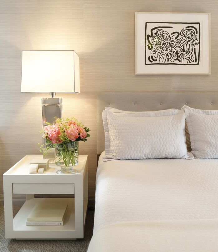 Modern Bedroom photo by J. Patryce Design