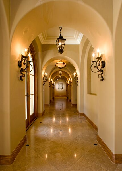 Traditional Entryway and Hallway photo by Beth Whitlinger Interior Design