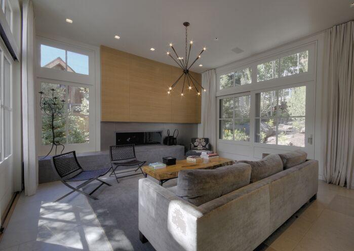 Modern Living Room photo by Studio Frank