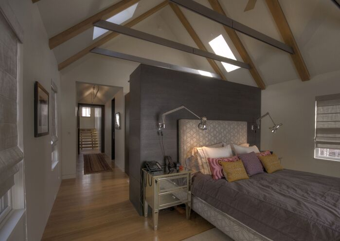 Contemporary Bedroom photo by Studio Frank