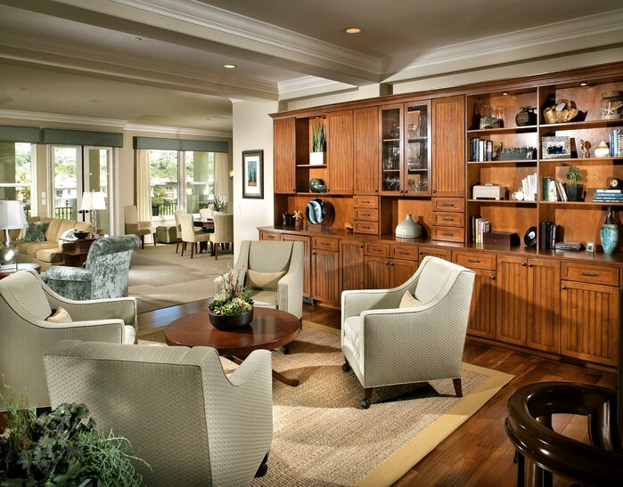 Traditional Game/Rec Room photo by Beth Whitlinger Interior Design