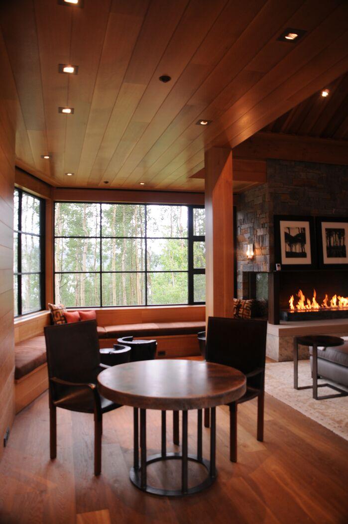 Contemporary Living Room photo by Studio Frank