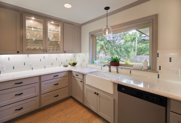 Contemporary Kitchen photo by red river remodelers