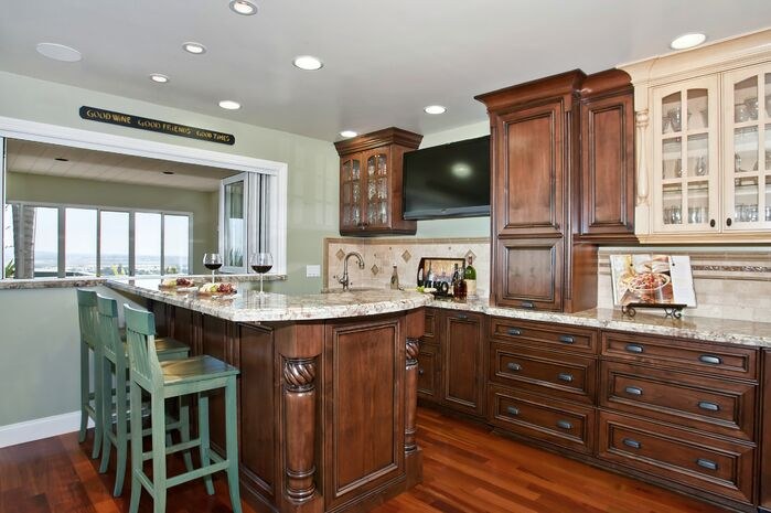Traditional Kitchen photo by Kelly Hendricks Designer