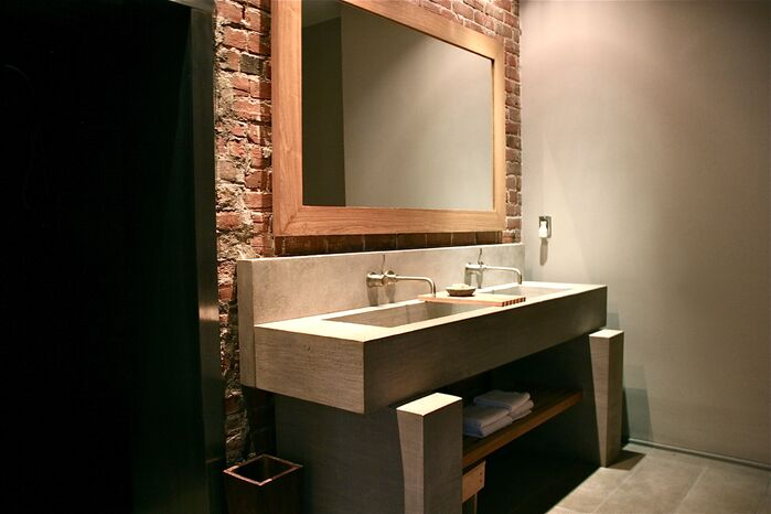 Contemporary Bathroom photo by catlin stothers design