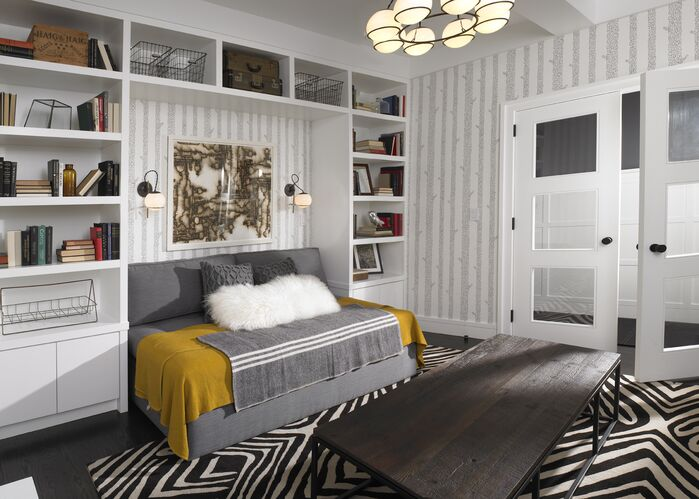 Eclectic Bedroom photo by Joseph Louis Design