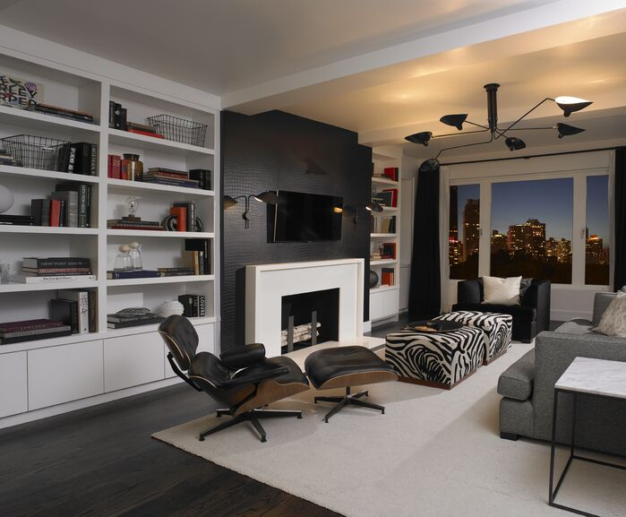 Modern Living Room photo by Joseph Louis Design