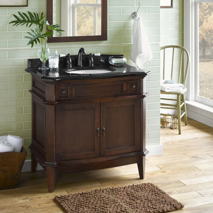 Traditional Bathroom photo by Wayfair