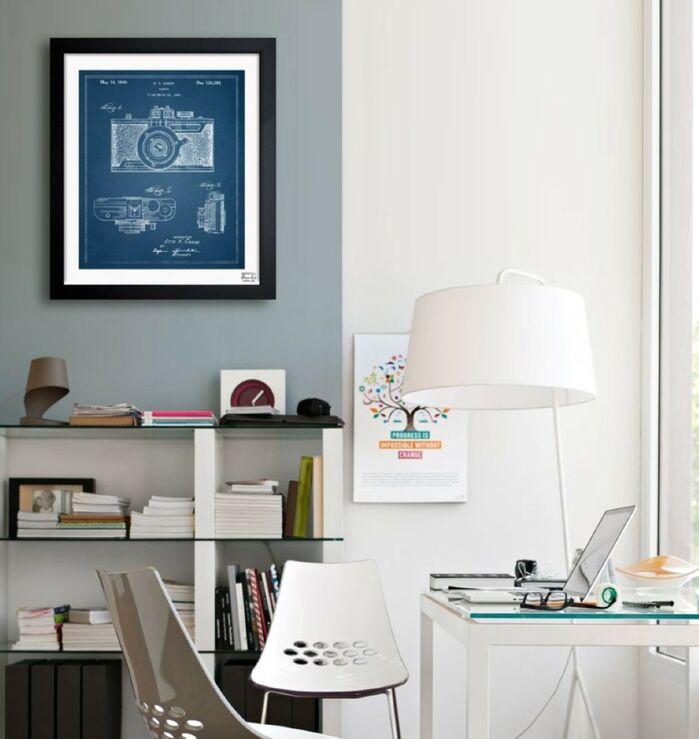 Modern Home Office photo by Wayfair