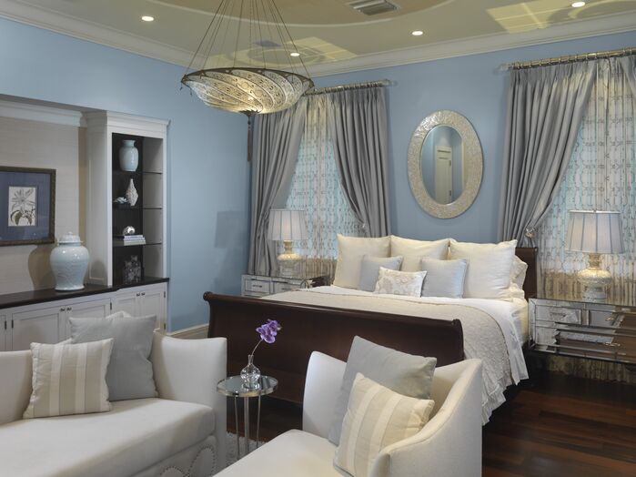 Contemporary Bedroom photo by B. Pila Design Studio