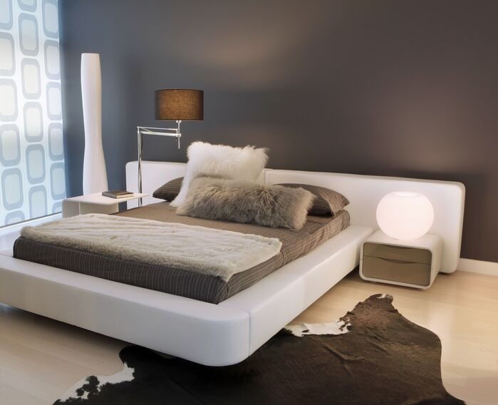 Modern Bedroom photo by Barbara Saskia Design