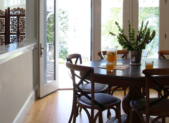 Traditional Kitchen photo by Victoria Elizabeth Design