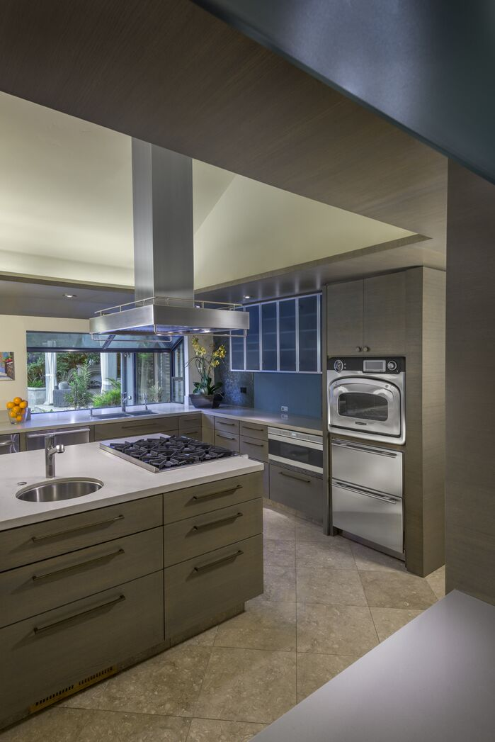 Modern Kitchen photo by Benning Design