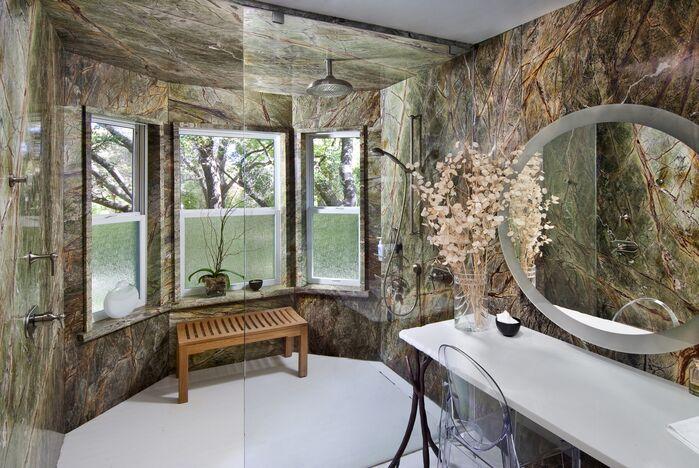 Contemporary Bathroom photo by Benning Design
