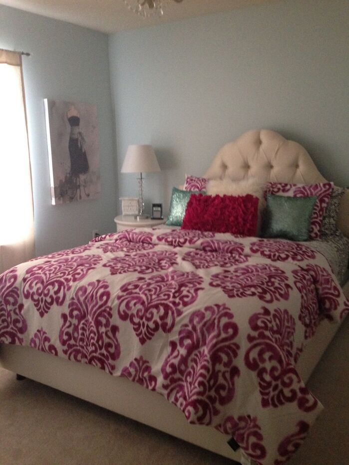 Glam Bedroom photo by DOWNS INTERIORS
