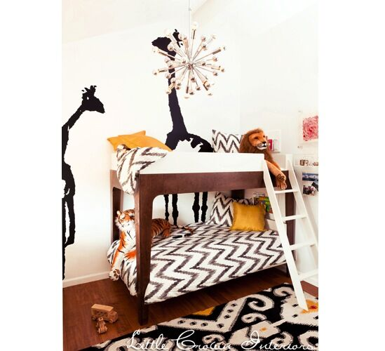 Eclectic Kids photo by Little Crown Interiors