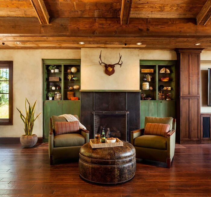 Recreation Room Design Ideas: Game/Rec Room, Rustic Photos, Design Ideas, Pictures