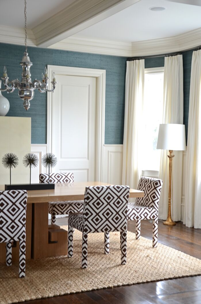 Eclectic Dining Room photo by D2 Interieurs