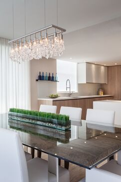 Modern Dining room photo by 2id Interiors