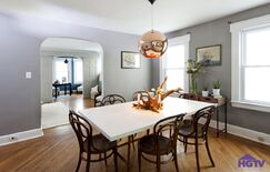 Contemporary Dining room photo by HGTV