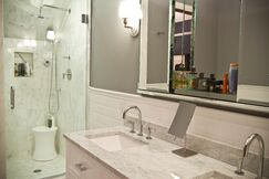 Modern Bathroom photo by SHOPHOUSE LLC
