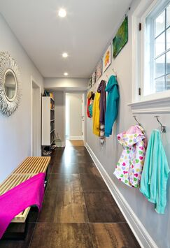 Mudroom  Foyers