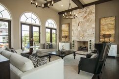 Contemporary Living room photo by Masterpiece Interiors, Inc.