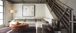 Contemporary Game/Rec room photo by Nohr Interior Design