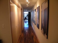Contemporary Entryway and Hallway photo by Ware Design Build