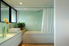 Modern Bathroom photo by Fitzsimmons Architects