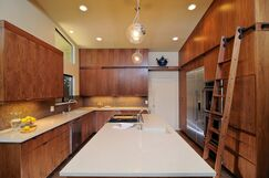 Modern Kitchen photo by Kerrie Kelly Design Lab