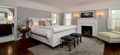 Contemporary Bedroom photo by Kerrie Kelly Design Lab