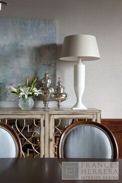 Traditional Dining room photo by Frances Herrera Interior Design